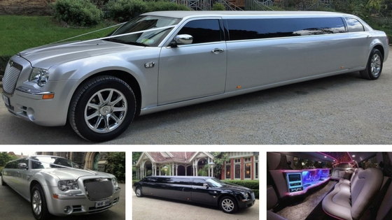 10 seater chrysler 300c
